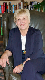 Poet Karen Wingett