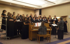 NECC Musicians Entertain At Winter Concert