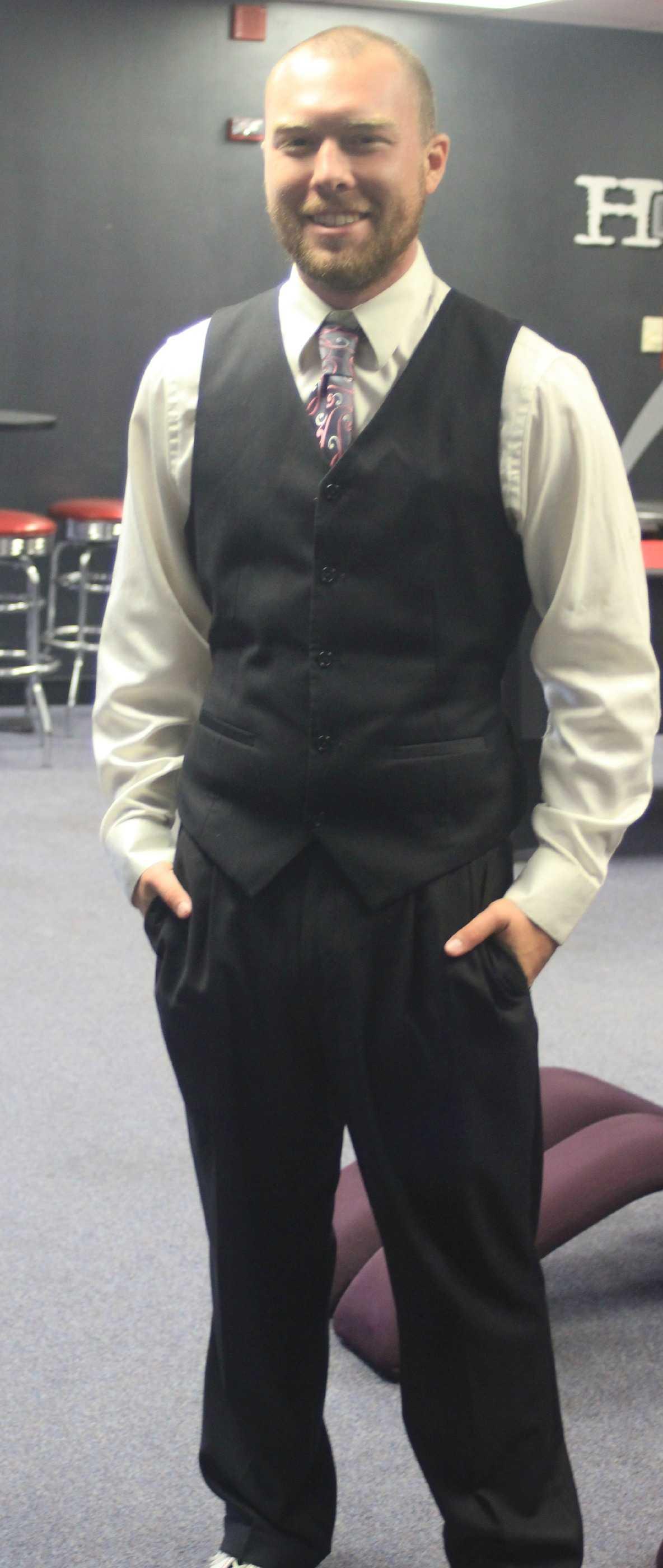 Best dressed male