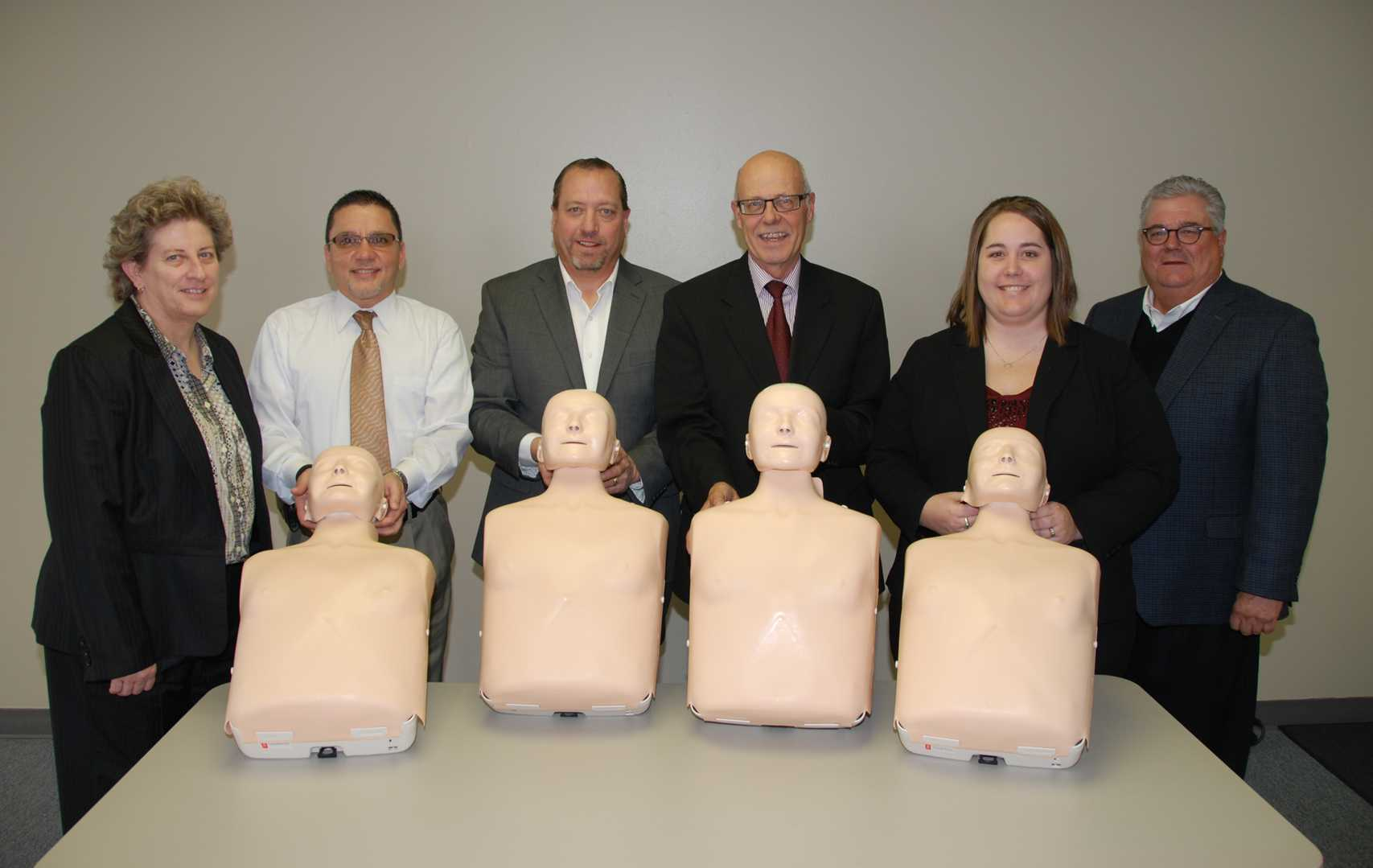 Car Dealerships In Norfolk Ne >> CPR training units donated to NECC – The ViewPoint