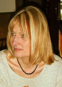 Poet Barbara Schmitz