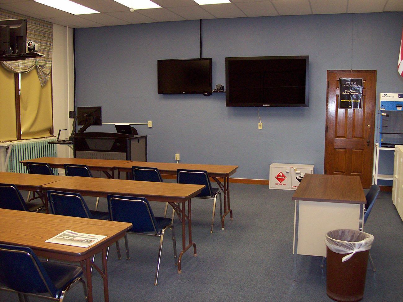NECC O'Neill Campus Classrooms