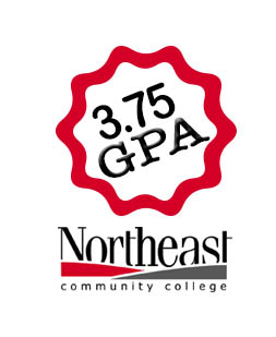 Northeast Community College Deans List