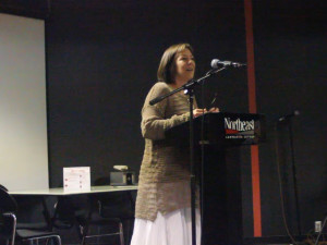 Bonnie Johnson-Bartee - Visiting Writers Series