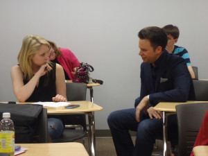 Viewpoint Editor in Chief Lizz Cornett interviews Conductor Ryan Haskins