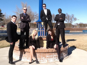 Northeast Community College speech team