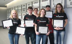 Viewpoint NCMA Winners